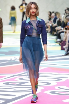 Burberry Prorsum Ready to Wear Spring Summer 2015 in New York