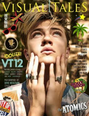 VT12|LUCKY BLUE COVER #2